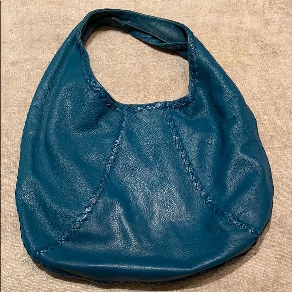 7faf4d2821d3 Bottega Veneta Bags | Cervo Large Leather Hobo Bag | Poshmark